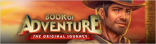 StakeLogic Book of Adventure Slot