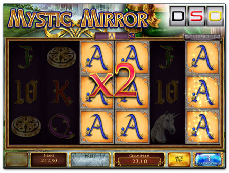 Red Rake Gaming Mystic Mirror Freispiele