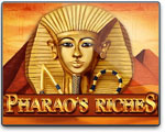 Pharao's Riches Bally Wulff Spielautomat