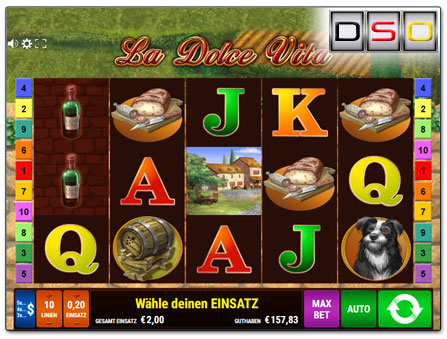 Spiele La Dolce Vita - Golden Nights Bonus - Video Slots Online