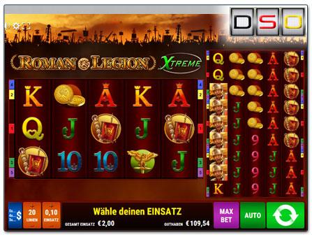 Spiele Roman Legion GDN - Video Slots Online