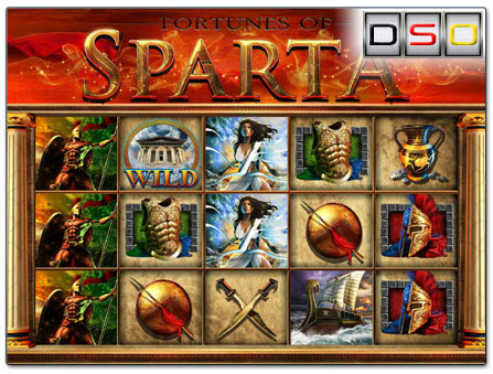 Blueprint Fortunes of Sparta im SlotsMillion Casino