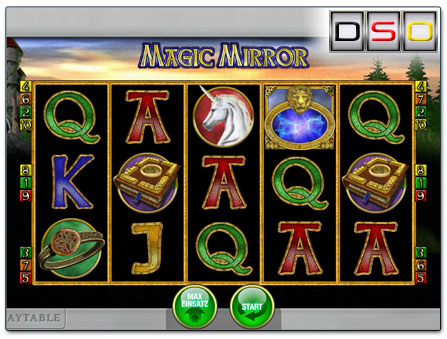 Merkur Magic Mirror im DrückGlück Casino