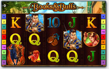Bally Wulff Spielautomaten - Books and Bulls