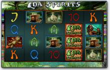 loa spirits spielen