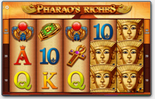 Bally Wulff Spielautomaten - Pharao's Riches