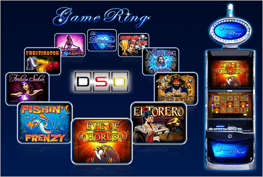 Reel Time Gaming Eye of Horus Game Ring Spielautomat