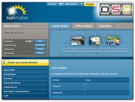 Sunmaker Keine Auszahlung